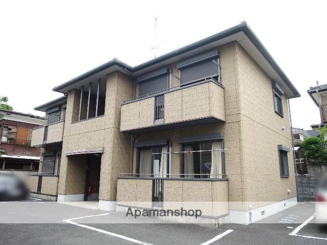 埼玉県入間市、仏子駅徒歩9分の築14年 2階建の賃貸アパート