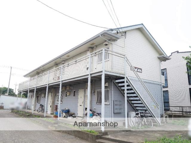埼玉県入間市、武蔵藤沢駅徒歩18分の築24年 2階建の賃貸アパート