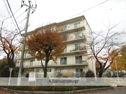 埼玉県狭山市、入間市駅徒歩23分の築41年 5階建の賃貸マンション