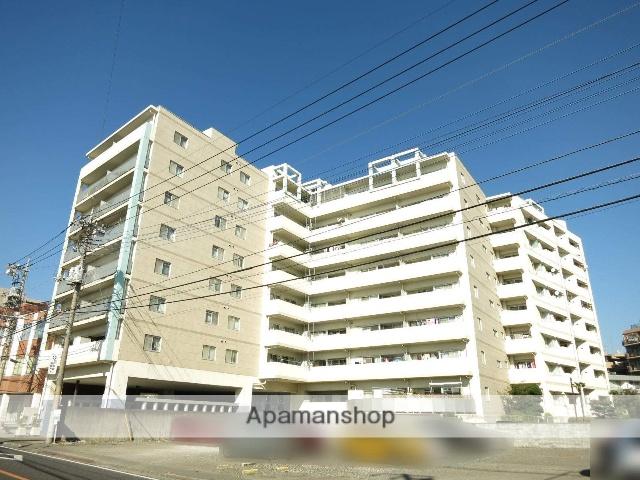 埼玉県入間市、稲荷山公園駅徒歩17分の築25年 8階建の賃貸マンション