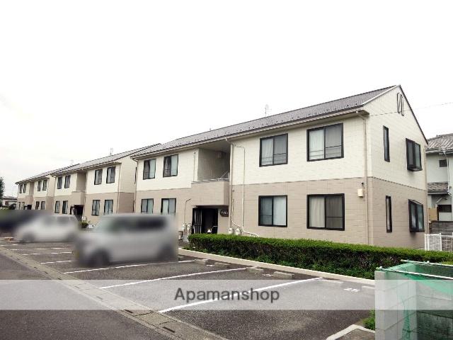 埼玉県入間市、武蔵藤沢駅徒歩24分の築23年 2階建の賃貸アパート