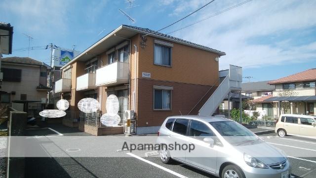 埼玉県日高市、高麗川駅徒歩7分の築8年 2階建の賃貸アパート