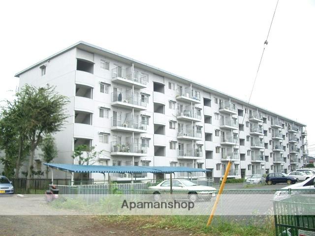 埼玉県入間市、仏子駅徒歩12分の築35年 5階建の賃貸マンション