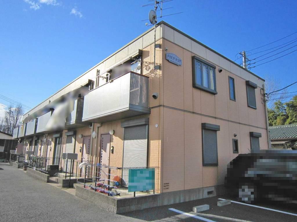 埼玉県入間市、狭山ヶ丘駅徒歩22分の築14年 2階建の賃貸テラスハウス