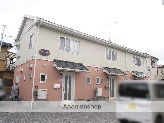 埼玉県入間市、狭山ヶ丘駅徒歩13分の築24年 2階建の賃貸テラスハウス