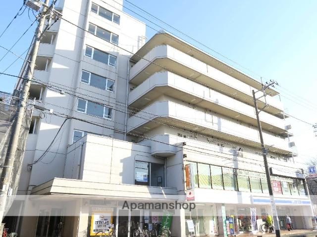 埼玉県入間市、稲荷山公園駅徒歩13分の築37年 7階建の賃貸マンション