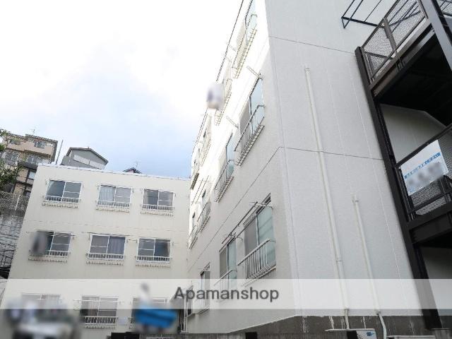 埼玉県入間市、入間市駅徒歩7分の築36年 3階建の賃貸マンション