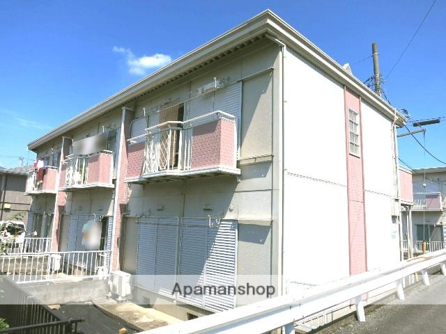 埼玉県入間市、稲荷山公園駅徒歩27分の築31年 2階建の賃貸アパート