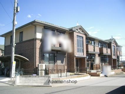 埼玉県飯能市、飯能駅西武バスバス8分美杉台公園下車後徒歩5分の築11年 2階建の賃貸アパート