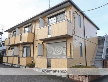 埼玉県入間市、入間市駅徒歩17分の築11年 2階建の賃貸アパート