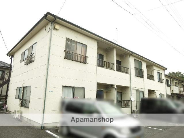 埼玉県入間市、稲荷山公園駅徒歩25分の築23年 2階建の賃貸アパート