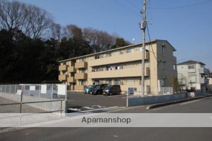 埼玉県狭山市、入間市駅徒歩50分の築4年 3階建の賃貸アパート
