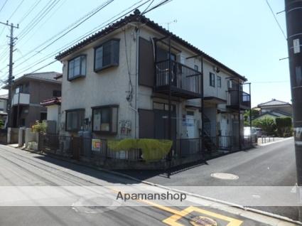 埼玉県狭山市、狭山市駅徒歩6分の築29年 2階建の賃貸アパート