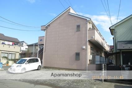 埼玉県狭山市、武蔵藤沢駅徒歩27分の築11年 2階建の賃貸アパート