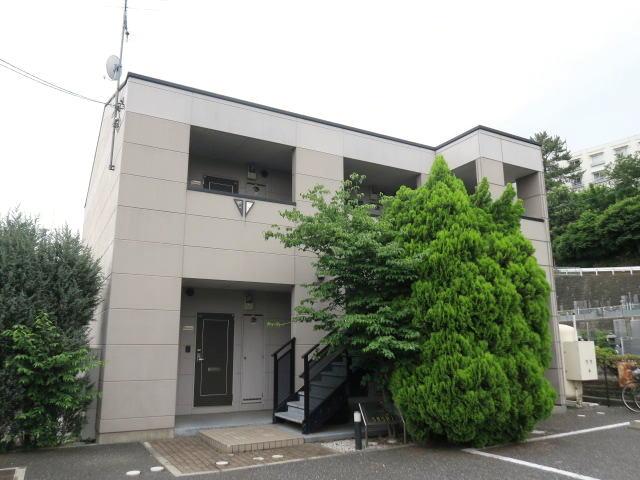 埼玉県狭山市、入間市駅徒歩32分の築11年 2階建の賃貸アパート