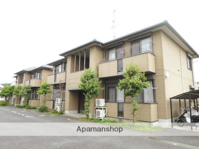 埼玉県飯能市、飯能駅徒歩21分の築15年 2階建の賃貸アパート