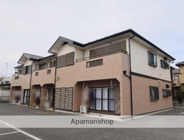 埼玉県飯能市、元加治駅徒歩26分の築15年 2階建の賃貸アパート