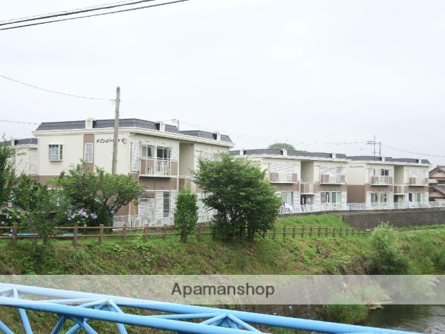 埼玉県入間市、入間市駅西武バスバス15分ペアーレ入間下車後徒歩2分の築26年 2階建の賃貸アパート