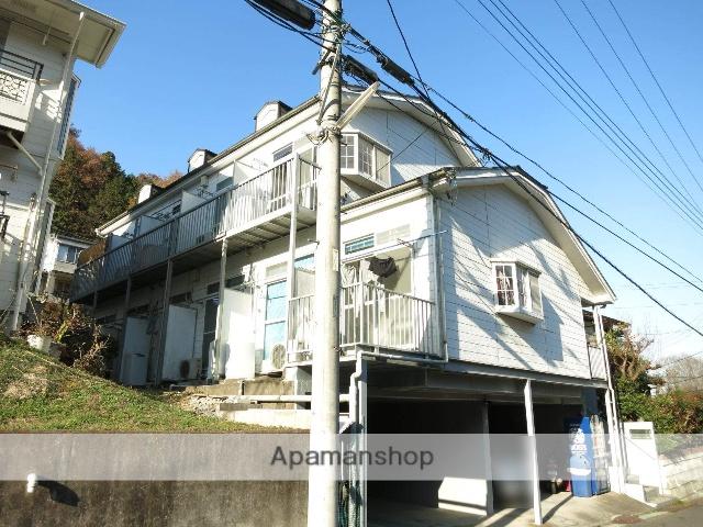 埼玉県入間市、仏子駅徒歩7分の築26年 2階建の賃貸アパート