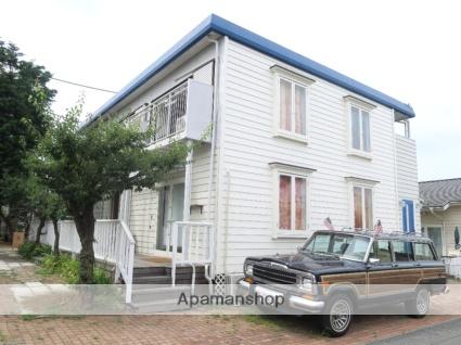 埼玉県入間市、入間市駅徒歩18分の築30年 2階建の賃貸アパート