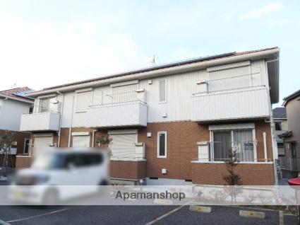 埼玉県入間市、入間市駅徒歩16分の築9年 2階建の賃貸アパート
