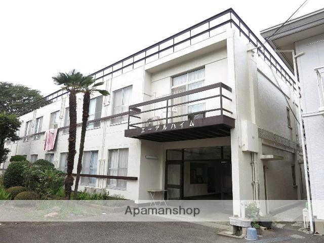 埼玉県入間市、仏子駅徒歩7分の築33年 2階建の賃貸マンション