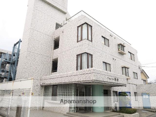 埼玉県飯能市、東飯能駅徒歩10分の築28年 4階建の賃貸マンション