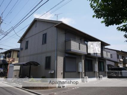 埼玉県狭山市、入曽駅徒歩24分の築15年 2階建の賃貸テラスハウス