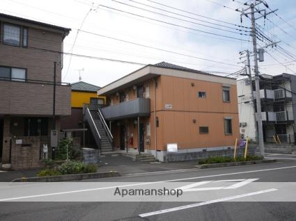 埼玉県狭山市、狭山市駅徒歩6分の築10年 2階建の賃貸アパート