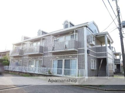 埼玉県入間市、仏子駅徒歩17分の築28年 2階建の賃貸アパート
