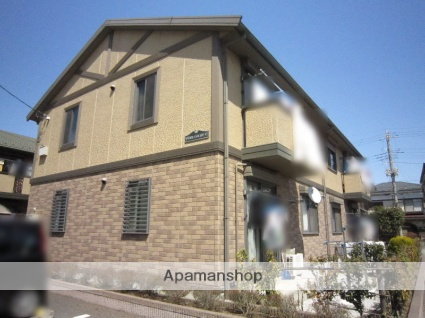 埼玉県入間市、武蔵藤沢駅徒歩20分の築13年 2階建の賃貸アパート