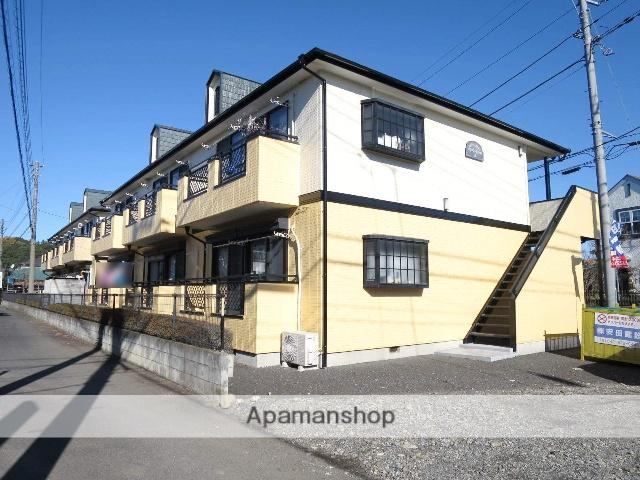 埼玉県入間市、狭山ヶ丘駅徒歩24分の築24年 2階建の賃貸アパート