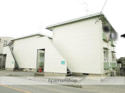 埼玉県入間市、仏子駅徒歩12分の築28年 2階建の賃貸アパート