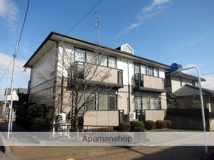 埼玉県入間市、武蔵藤沢駅徒歩10分の築21年 2階建の賃貸アパート