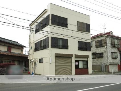 埼玉県入間市、稲荷山公園駅徒歩25分の築28年 3階建の賃貸マンション