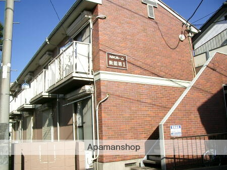 埼玉県飯能市、東飯能駅徒歩5分の築27年 2階建の賃貸アパート