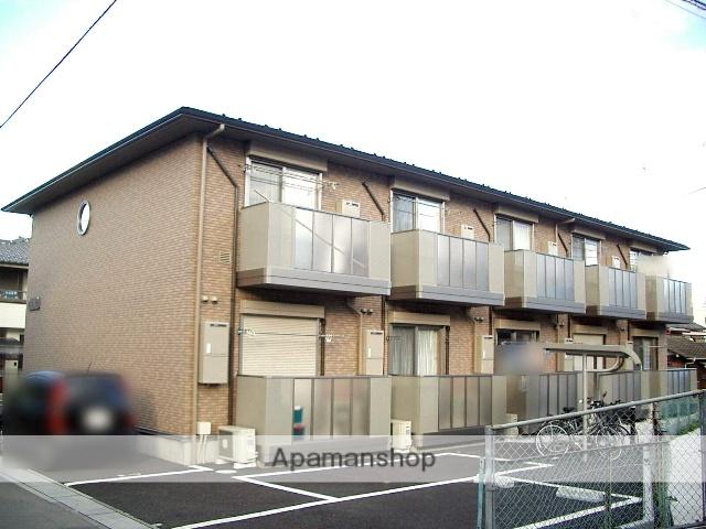 埼玉県入間市、稲荷山公園駅徒歩26分の築11年 2階建の賃貸アパート