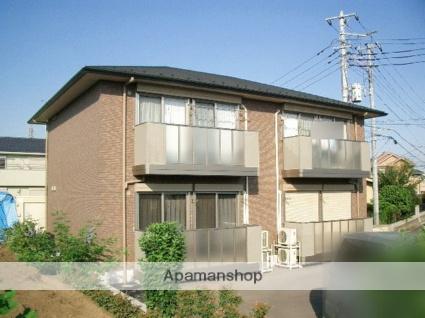 埼玉県飯能市、飯能駅徒歩14分の築9年 2階建の賃貸アパート