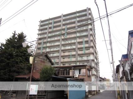 埼玉県飯能市、東飯能駅徒歩3分の築9年 13階建の賃貸マンション