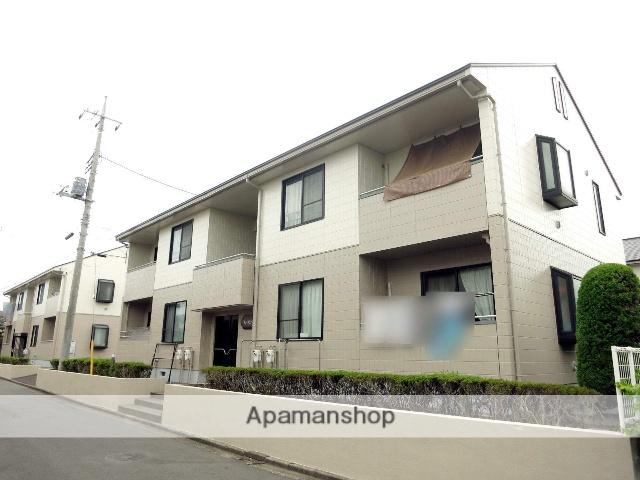埼玉県入間市、武蔵藤沢駅徒歩23分の築23年 2階建の賃貸アパート