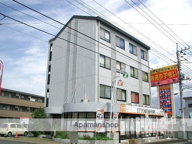 埼玉県入間市、仏子駅徒歩5分の築25年 4階建の賃貸マンション