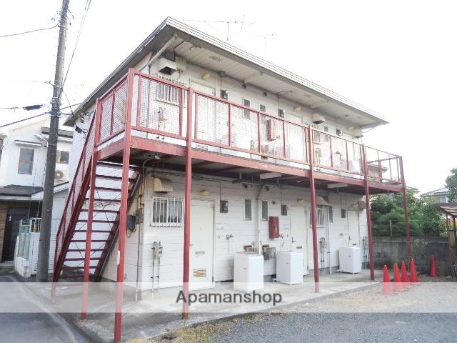 埼玉県入間市、仏子駅徒歩13分の築29年 2階建の賃貸アパート