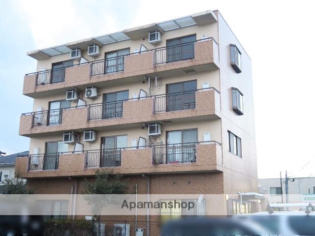 埼玉県飯能市、東飯能駅徒歩14分の築17年 4階建の賃貸マンション