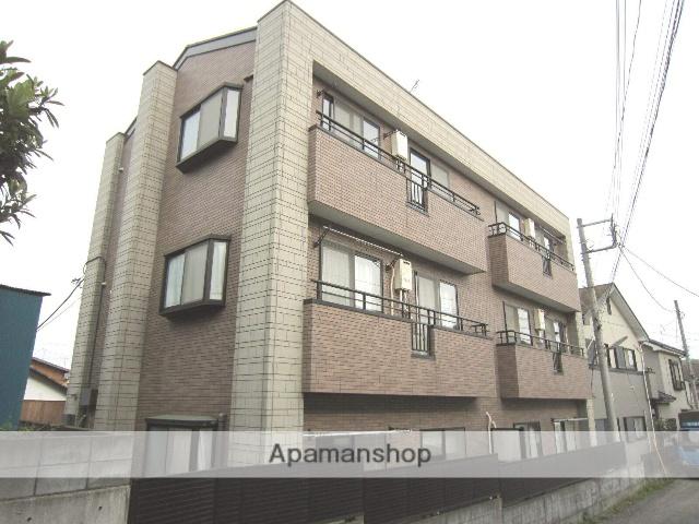 埼玉県入間市、仏子駅徒歩15分の築17年 3階建の賃貸マンション