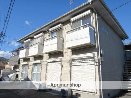 埼玉県入間市、仏子駅徒歩2分の築25年 2階建の賃貸アパート