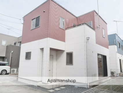 埼玉県入間市、仏子駅徒歩14分の築4年 2階建の賃貸一戸建て