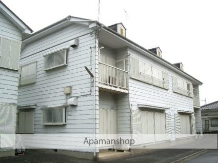 埼玉県飯能市、飯能駅徒歩18分の築26年 2階建の賃貸アパート