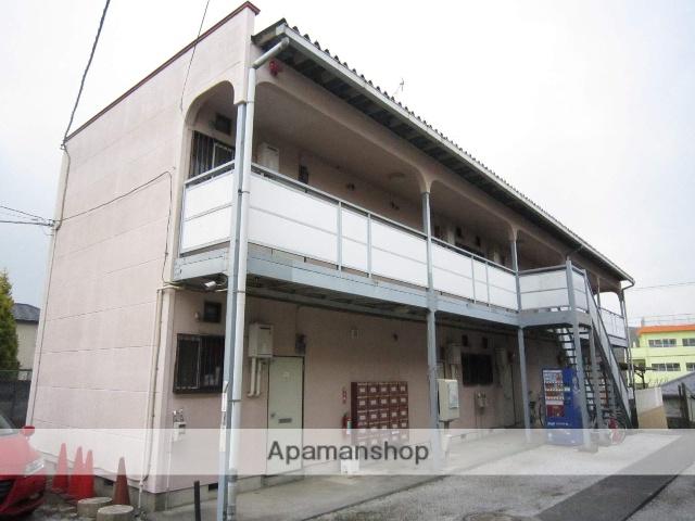 埼玉県入間市、仏子駅徒歩10分の築34年 2階建の賃貸アパート