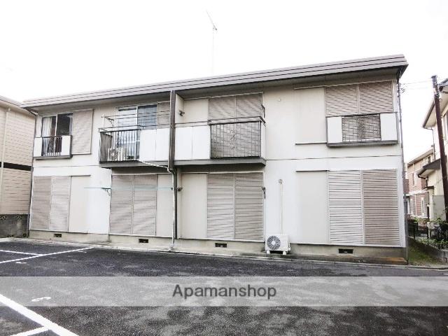 埼玉県入間市、稲荷山公園駅徒歩30分の築29年 2階建の賃貸アパート