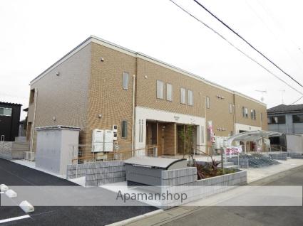 埼玉県入間市、仏子駅徒歩27分の築2年 2階建の賃貸アパート
